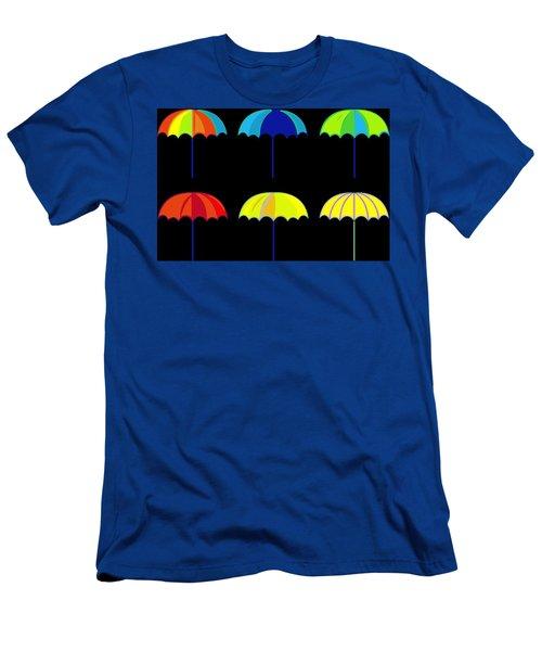Umbrella Ella Ella Ella Men's T-Shirt (Athletic Fit)