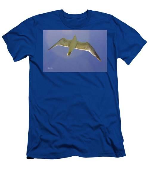 Under His Wings IIi Men's T-Shirt (Athletic Fit)