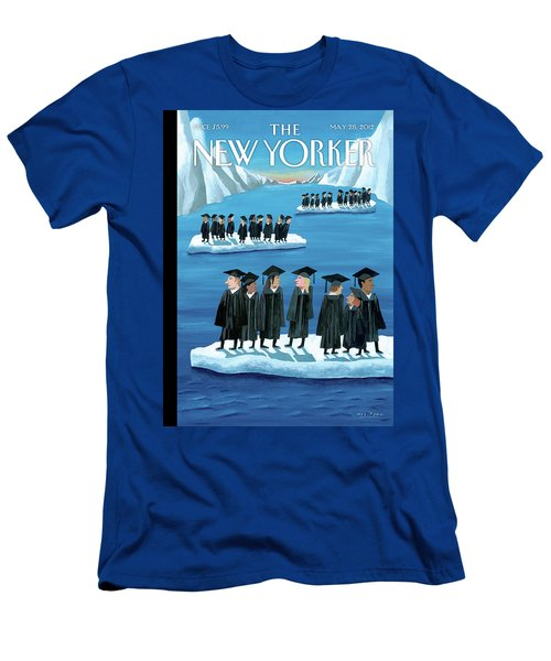 New Yorker May 28th, 2012 Men's T-Shirt (Athletic Fit)