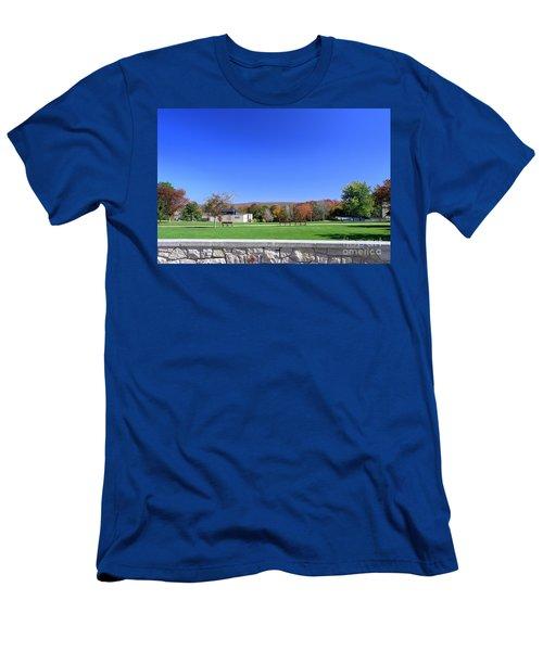 Upj Campus Men's T-Shirt (Athletic Fit)
