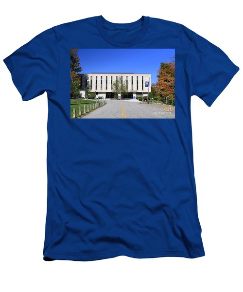 Upj Library Men's T-Shirt (Athletic Fit)