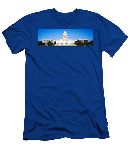 Us Capitol, Washington Dc, District Of Men's T-Shirt (Athletic Fit)