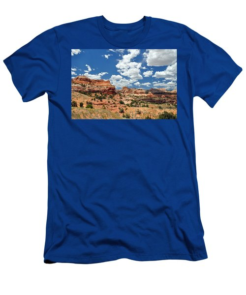 Utah Men's T-Shirt (Athletic Fit)