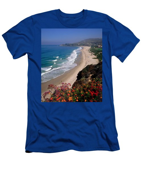 View Of Salt Creek Beach Men's T-Shirt (Athletic Fit)