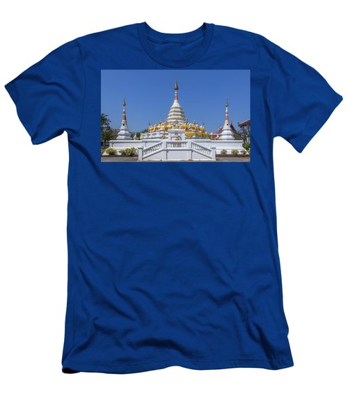 Wat Songtham Phra Chedi Dthb1915 Men's T-Shirt (Athletic Fit)