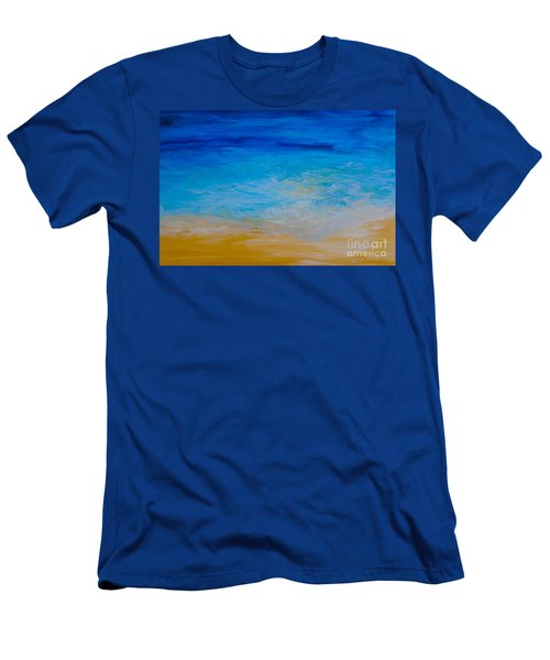 Water Vision Men's T-Shirt (Athletic Fit)