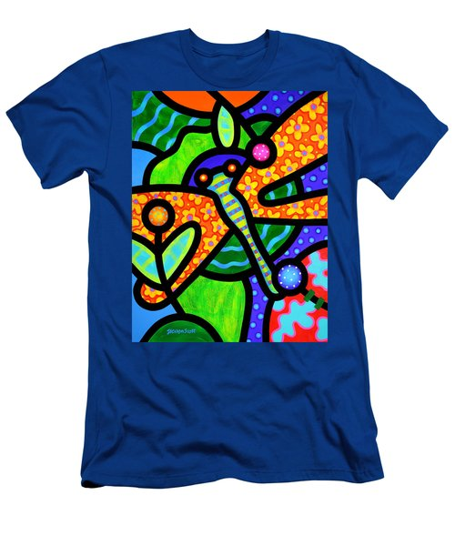 Watergarden Men's T-Shirt (Athletic Fit)