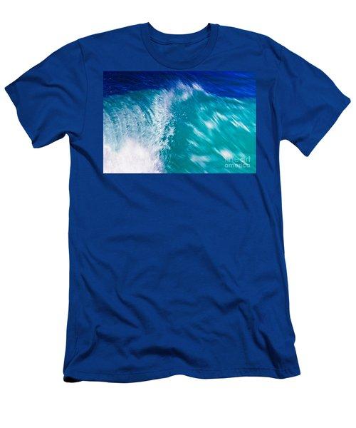 Wave 01 Men's T-Shirt (Athletic Fit)