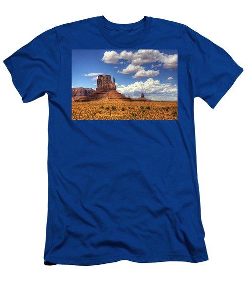 West Mitten  Men's T-Shirt (Athletic Fit)