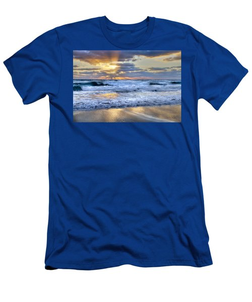Window To Heaven Men's T-Shirt (Athletic Fit)