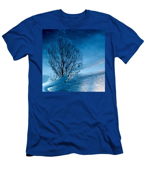 Winter Reflections Men's T-Shirt (Athletic Fit)