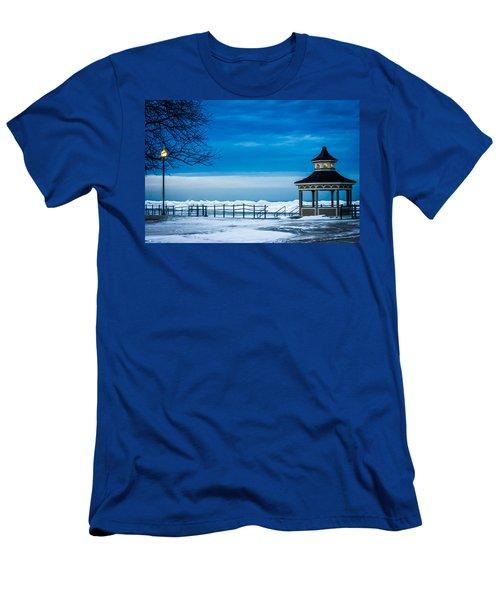 Winter Rhapsody Men's T-Shirt (Athletic Fit)