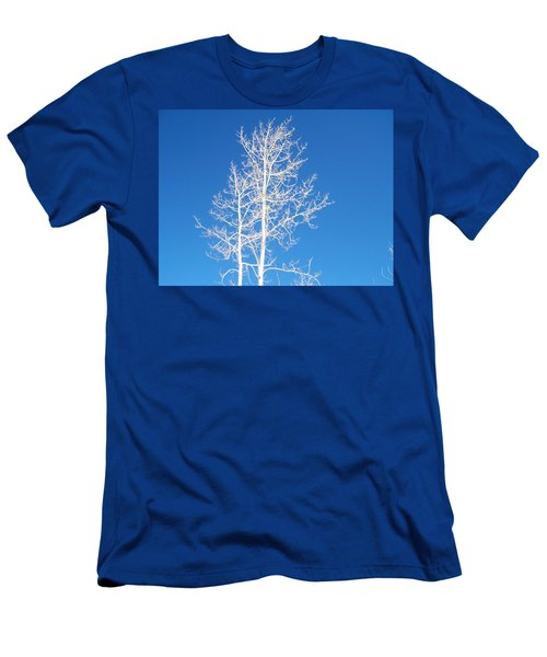Winter Sky Men's T-Shirt (Athletic Fit)