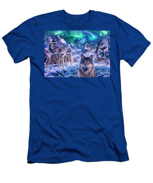 Winterwolf Men's T-Shirt (Athletic Fit)