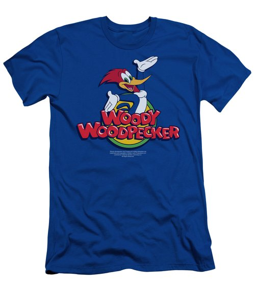 Woody Woodpecker - Woody Men's T-Shirt (Athletic Fit)