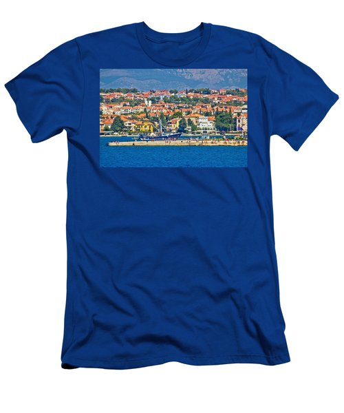 Zadar Waterfront Sea Organs View Men's T-Shirt (Athletic Fit)