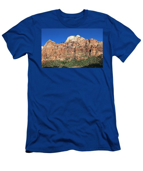 Zion Wall Men's T-Shirt (Athletic Fit)