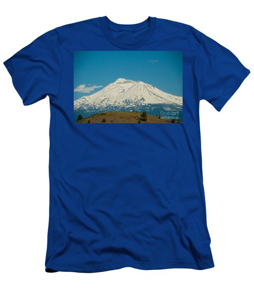 Mount Shasta Men's T-Shirt (Athletic Fit)