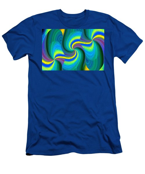 Abstract Fusion 108 Men's T-Shirt (Athletic Fit)