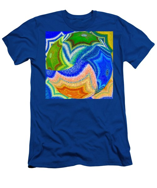 Abstract Fusion 155 Men's T-Shirt (Athletic Fit)