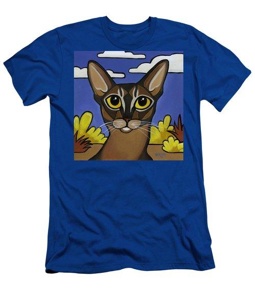 Abyssinian  Men's T-Shirt (Athletic Fit)