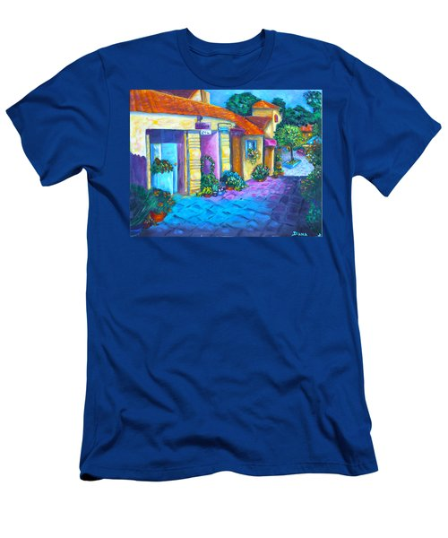 Artist Village Men's T-Shirt (Athletic Fit)