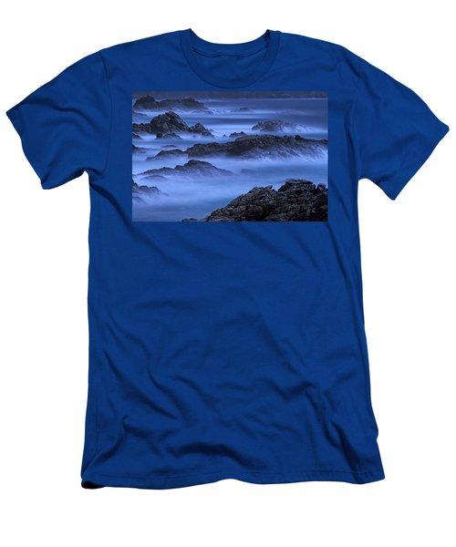 Big Sur Mist Men's T-Shirt (Athletic Fit)