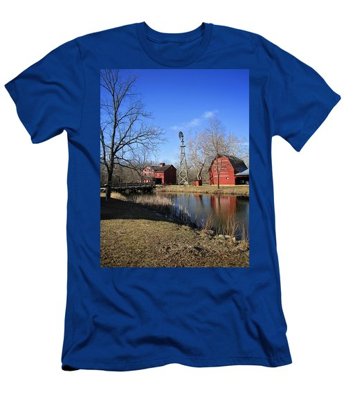 Bonneyville Mill Men's T-Shirt (Athletic Fit)