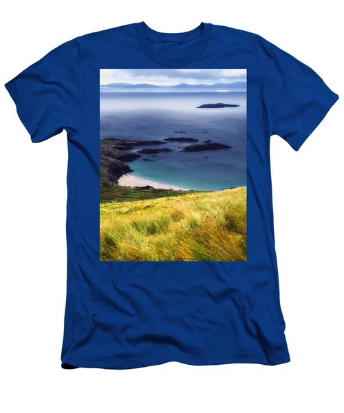 Coast Of Ireland Men's T-Shirt (Athletic Fit)