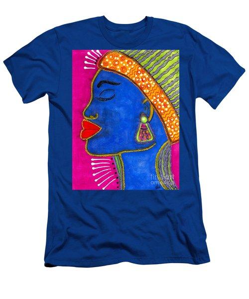 Color Me Vibrant Men's T-Shirt (Athletic Fit)