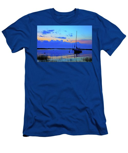 Day's End Rock Harbor Men's T-Shirt (Athletic Fit)