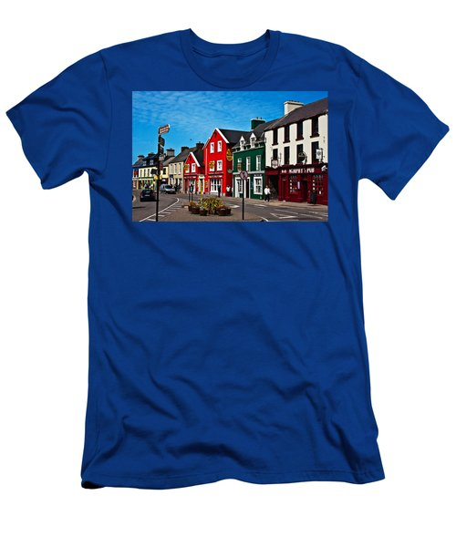 Dingle Bay Color Men's T-Shirt (Athletic Fit)