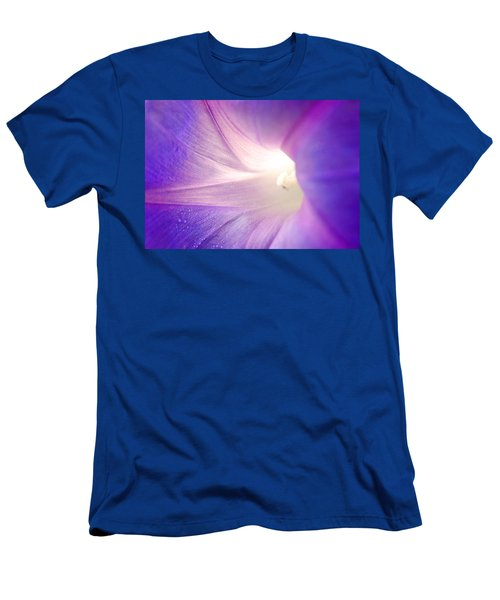 Good Morning Glory Men's T-Shirt (Athletic Fit)