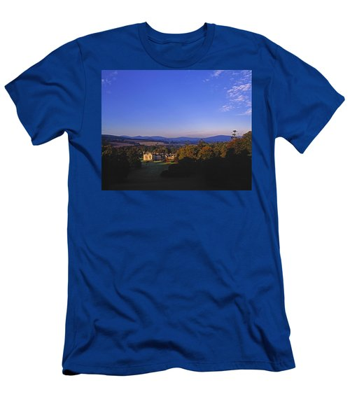Kilruddery Demesne, From The Rockery Men's T-Shirt (Athletic Fit)