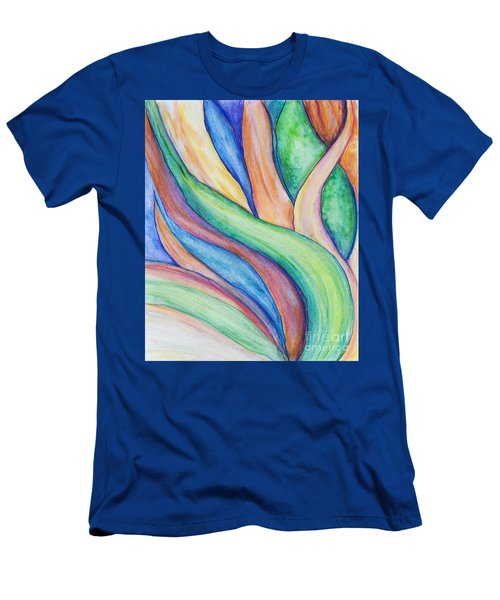 Leaves Men's T-Shirt (Athletic Fit)