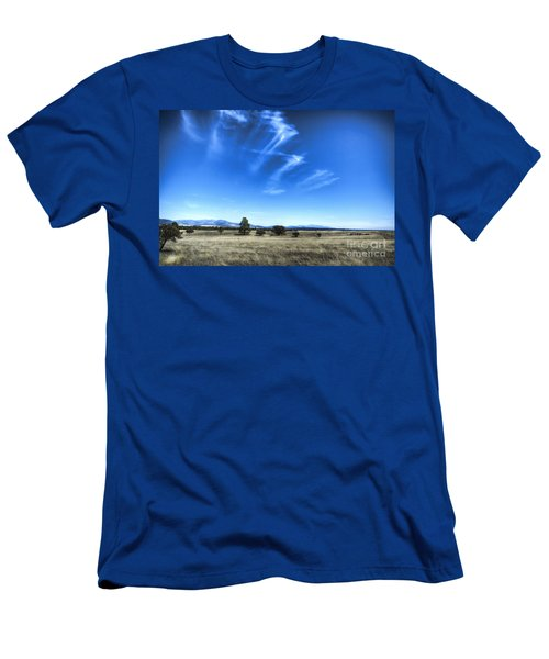 Point Of Pines - San Carlos Indian Reservation Men's T-Shirt (Athletic Fit)