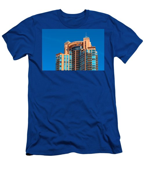 Portofino Tower At Miami Beach Men's T-Shirt (Athletic Fit)
