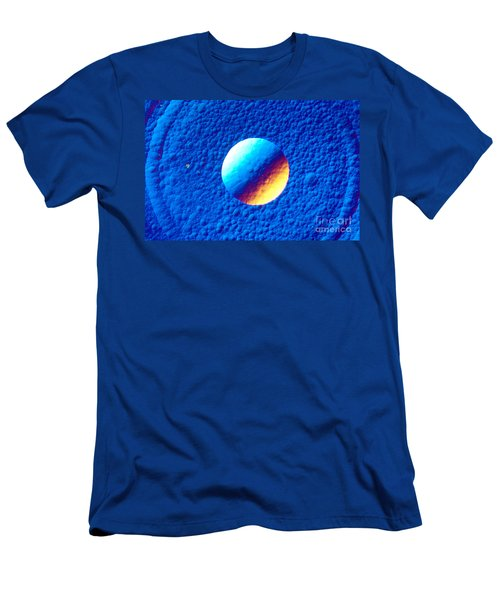 Silicon Crystal Men's T-Shirt (Athletic Fit)