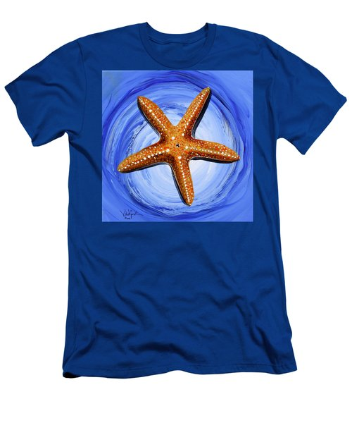 Star Of Mary Men's T-Shirt (Athletic Fit)