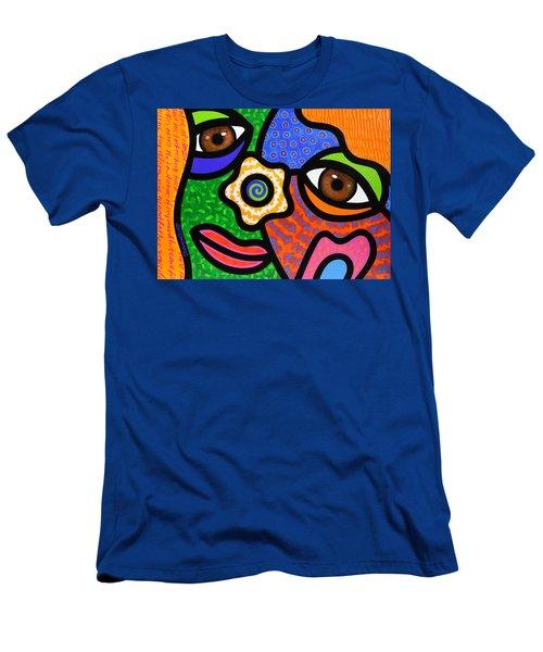 Sweet Escape Men's T-Shirt (Athletic Fit)