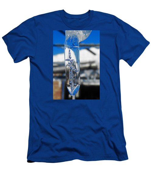 Men's T-Shirt (Slim Fit) featuring the photograph The Droop by Steve Taylor