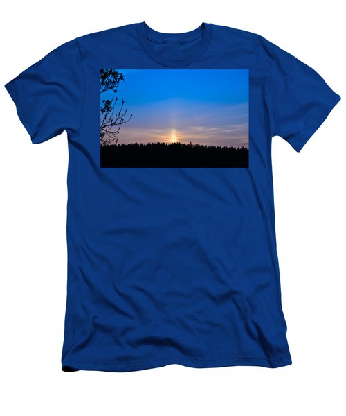 The Road To The Sky Men's T-Shirt (Athletic Fit)