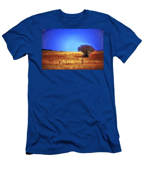 Valley San Carlos Arizona Men's T-Shirt (Athletic Fit)