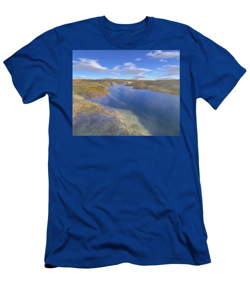 Valley Stream 2 Men's T-Shirt (Athletic Fit)