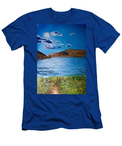 The Path Men's T-Shirt (Slim Fit)