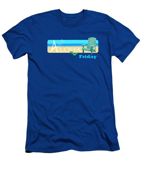 Aloha Friday Men's T-Shirt (Athletic Fit)