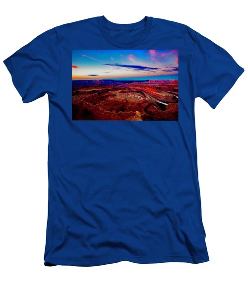 Dead Horse Point Men's T-Shirt (Athletic Fit)