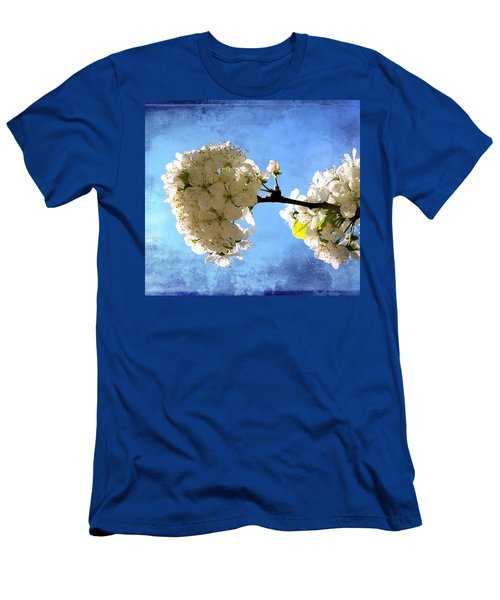 Flowering Men's T-Shirt (Athletic Fit)