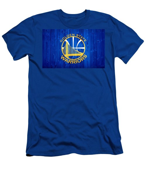 Golden State Warriors Door Men's T-Shirt (Athletic Fit)