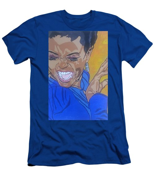 Hazel Scott Men's T-Shirt (Athletic Fit)